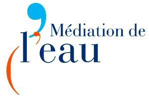 logo de la médiation de l'eau